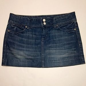 American Eagle | Denim Jean Mini Skirt - 4